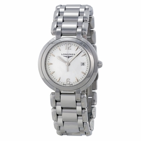 Longines L8.112.4.16.6 Primaluna Ladies Quartz Watch