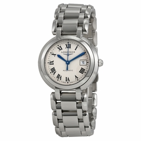 Longines L8.113.4.71.6 PrimaLuna Ladies Automatic Watch
