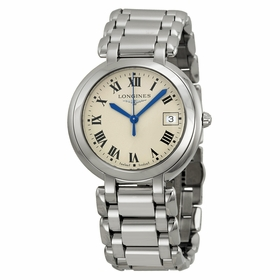 Longines L8.114.4.71.6 PrimaLuna Ladies Quartz Watch