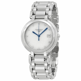 Longines L8.114.4.87.6 PrimaLuna Ladies Quartz Watch