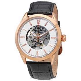 Lucien Piccard 10660A-RG-02S-W  Mens Automatic Watch