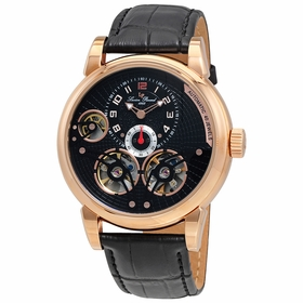 Lucien Piccard 15071-RG-01-W Cosmos Mens Automatic Watch