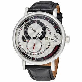 Lucien Piccard 15157-02S Supernova Mens Chronograph Automatic Watch