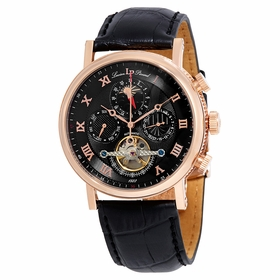 Lucien Piccard 40012A-RG-01-W Ottoman Mens Automatic Watch