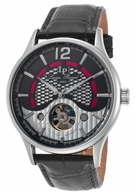 Lucien Piccard LP-15038-01 Transway Mens Automatic Watch