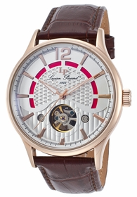 Lucien Piccard LP-15038-RG-02S Transway Mens Automatic Watch