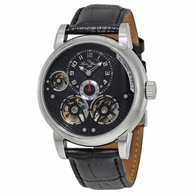 Lucien Piccard LP-15071A-01-W Cosmos Mens Automatic Watch