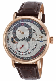 Lucien Piccard LP-15157-RG-02S-BRW Chronograph Automatic Watch