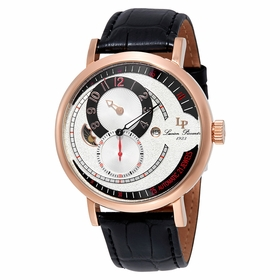 Lucien Piccard LP-15157-RG-02S-W Automatic Watch