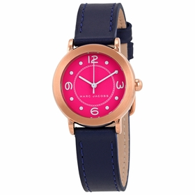 Marc Jacobs MJ1558 Riley Ladies Quartz Watch