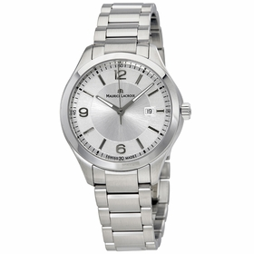 Maurice Lacroix MI1014-SS002130 Miros Date Ladies Quartz Watch
