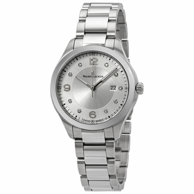 Maurice Lacroix MI1014-SS002150 Miros Date Ladies Quartz Watch