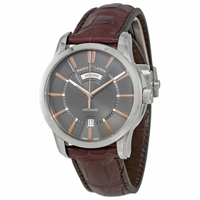 Maurice Lacroix PT6158-SS001-03E Pontos Day Date Mens Automatic Watch