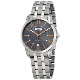 Maurice Lacroix PT6158-SS002-03E Pontos Day Date Mens Automatic Watch