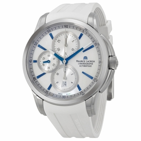 Maurice Lacroix PT6188-SS001-132 Chronograph Automatic Watch