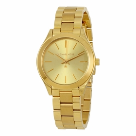 Michael Kors MK3512 Mini Slim Runway Ladies Quartz Watch