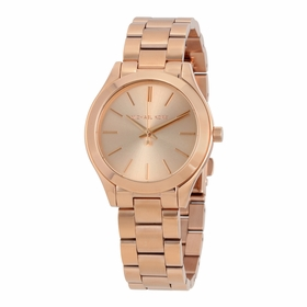 Michael Kors MK3513 Mini Slim Runway Ladies Quartz Watch