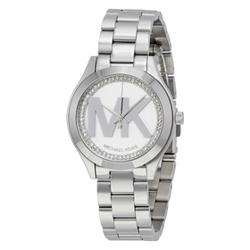 Michael Kors MK3548 Mini Slim Runway Ladies Quartz Watch