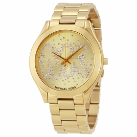 Michael Kors MK3590 Slim Runway Ladies Quartz Watch