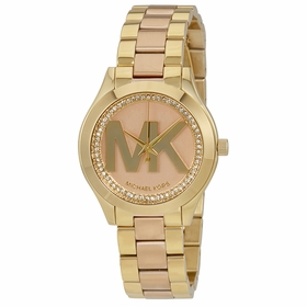 Michael Kors MK3650 Mini Slim Runway Ladies Quartz Watch