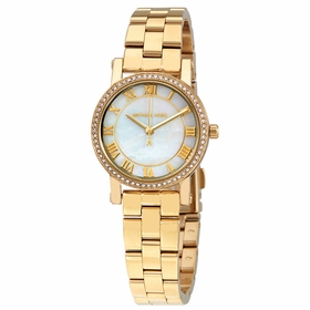 Michael Kors MK3682 Petite Norie Ladies Quartz Watch