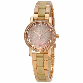Michael Kors MK3700 Petite Norie Ladies Quartz Watch