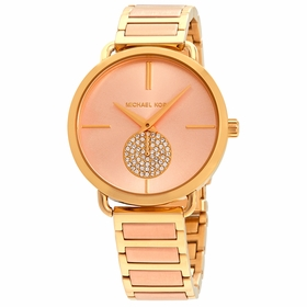 Michael Kors MK3706 Portia Ladies Quartz Watch
