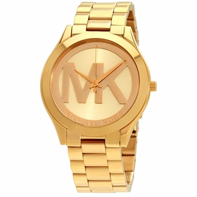 Michael Kors MK3739 Slim Runway Ladies Quartz Watch