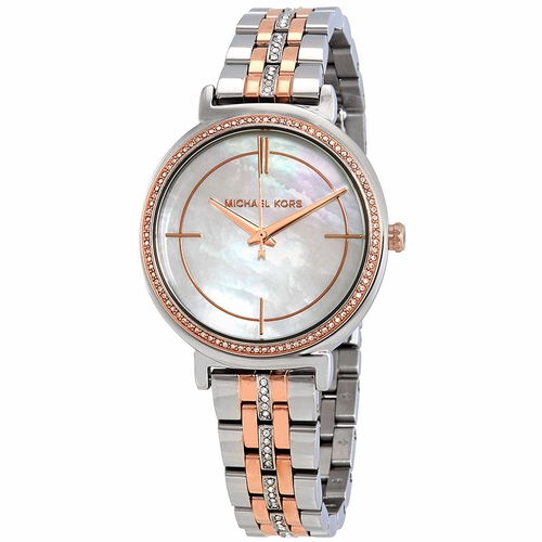 Michael Kors MK3831 Cinthia Ladies Quartz Watch