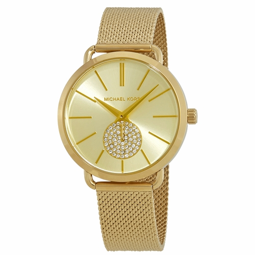 Michael Kors MK3844 Porita Ladies Quartz Watch
