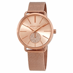 Michael Kors MK3845 Porita Ladies Quartz Watch