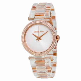 Michael Kors MK4318 Delray Ladies Quartz Watch