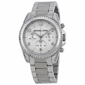 Michael Kors MK5165 Blair Ladies Chronograph Quartz Watch