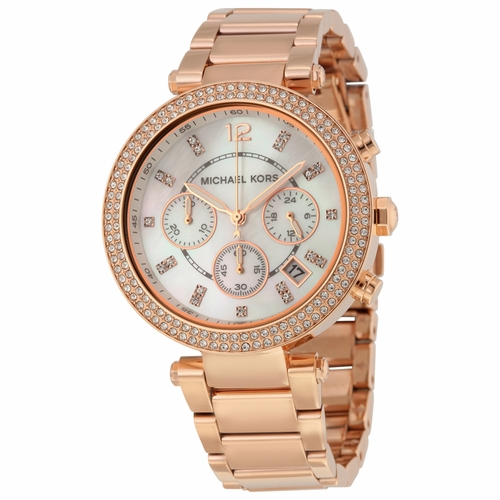Michael Kors MK5491 Parker Ladies Chronograph Quartz Watch