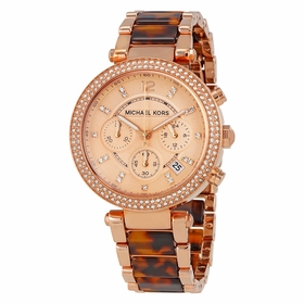 Michael Kors MK5538 Parker Ladies Chronograph Quartz Watch