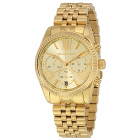 Michael Kors MK5556 Lexington Ladies Chronograph Quartz Watch