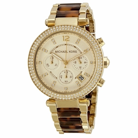 Michael Kors MK5688 Parker Ladies Chronograph Quartz Watch