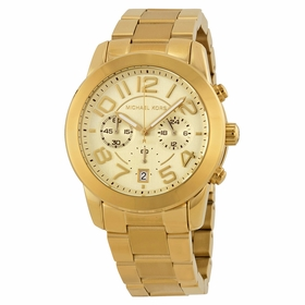 Michael Kors MK5726 Mercer Ladies Chronograph Quartz Watch