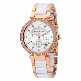 Michael Kors MK5774 Parker Ladies Chronograph Quartz Watch