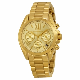 Michael Kors MK5798 Bradshaw Ladies Chronograph Quartz Watch