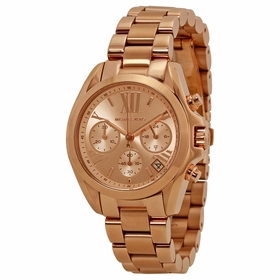 Michael Kors MK5799 Bradshaw Ladies Chronograph Quartz Watch