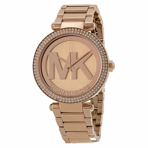 Michael Kors MK5865 Parker Ladies Quartz Watch