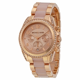 Michael Kors MK5943 Blair Ladies Chronograph Quartz Watch