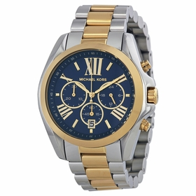 Michael Kors MK5976 Bradshaw Ladies Chronograph Quartz Watch