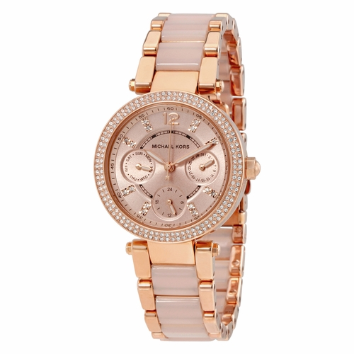 Michael Kors MK6110 Parker Mini Ladies Quartz Watch