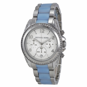 Michael Kors MK6137 Blair Ladies Chronograph Quartz Watch