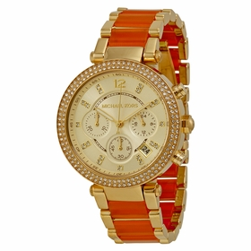 Michael Kors MK6139 Parker Mini Ladies Quartz Watch