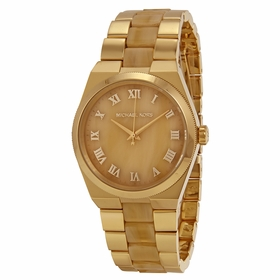 Michael Kors MK6152 Channing Horn Ladies Quartz Watch