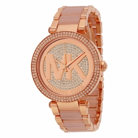 Michael Kors MK6176 Parker Ladies Quartz Watch