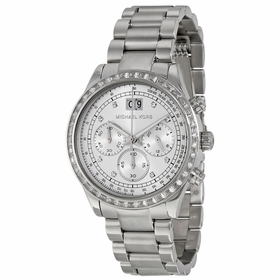 Michael Kors MK6186 Brinkley Ladies Chronograph Quartz Watch